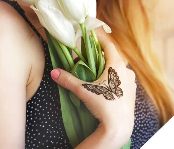 6 - Производство переводных тату по вашему рисунку - PrintTattoo